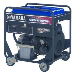 Бензиновый генератор Yamaha EF12000E